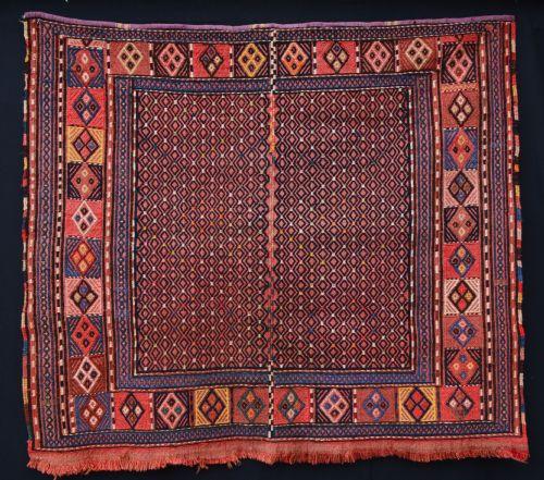 antique bread sofreh azeri tribes azerbaijan