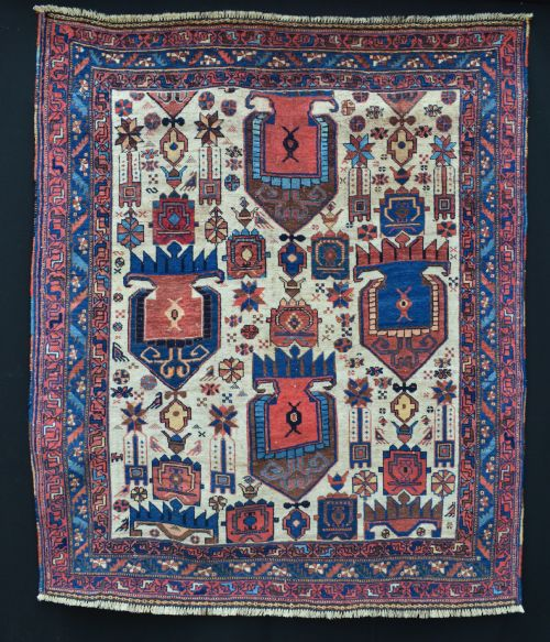 antique afshar rug afshar tribes south persia