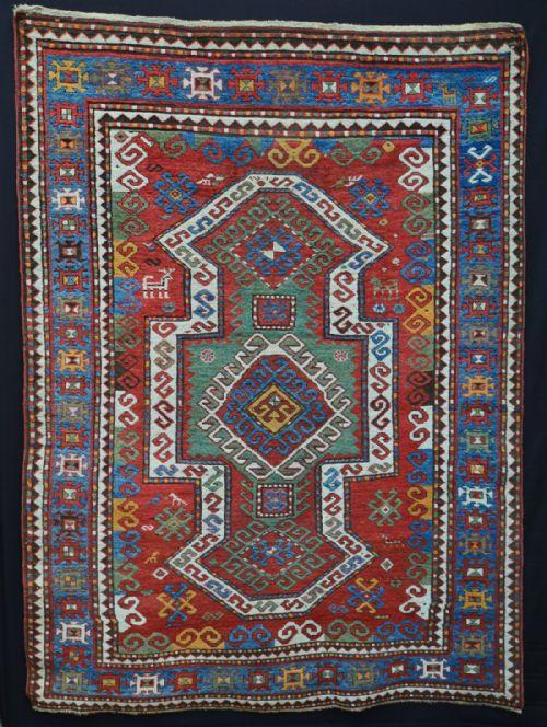 Thumbnail picture of: Antique Kazak, Sevan Region, South-Western Caucasus.