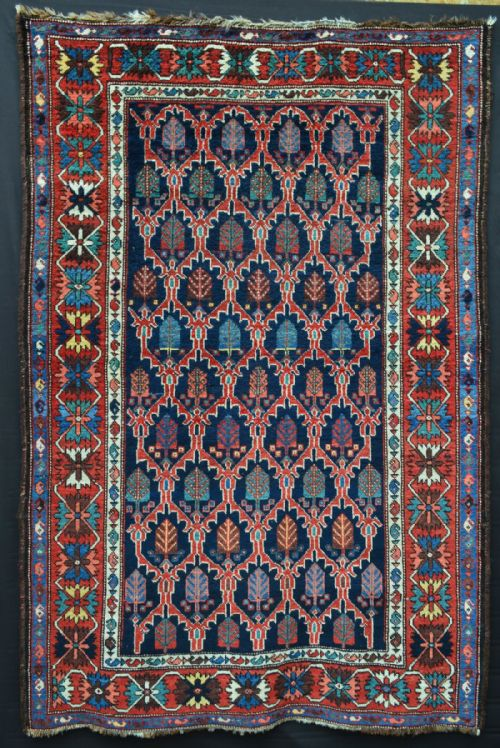 Thumbnail picture of: Antique Bakhtiari Rug, Sheikh Chupan Area, Chahar Mahal Province, West Persia.