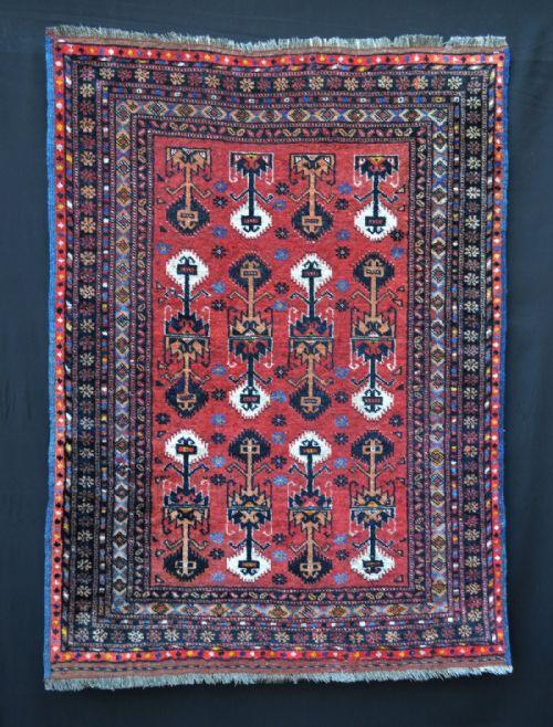 Thumbnail picture of: Antique Turkmen Wedding Rug, Ersary Tribes, Middle Amu Darya, Turkmenistan.