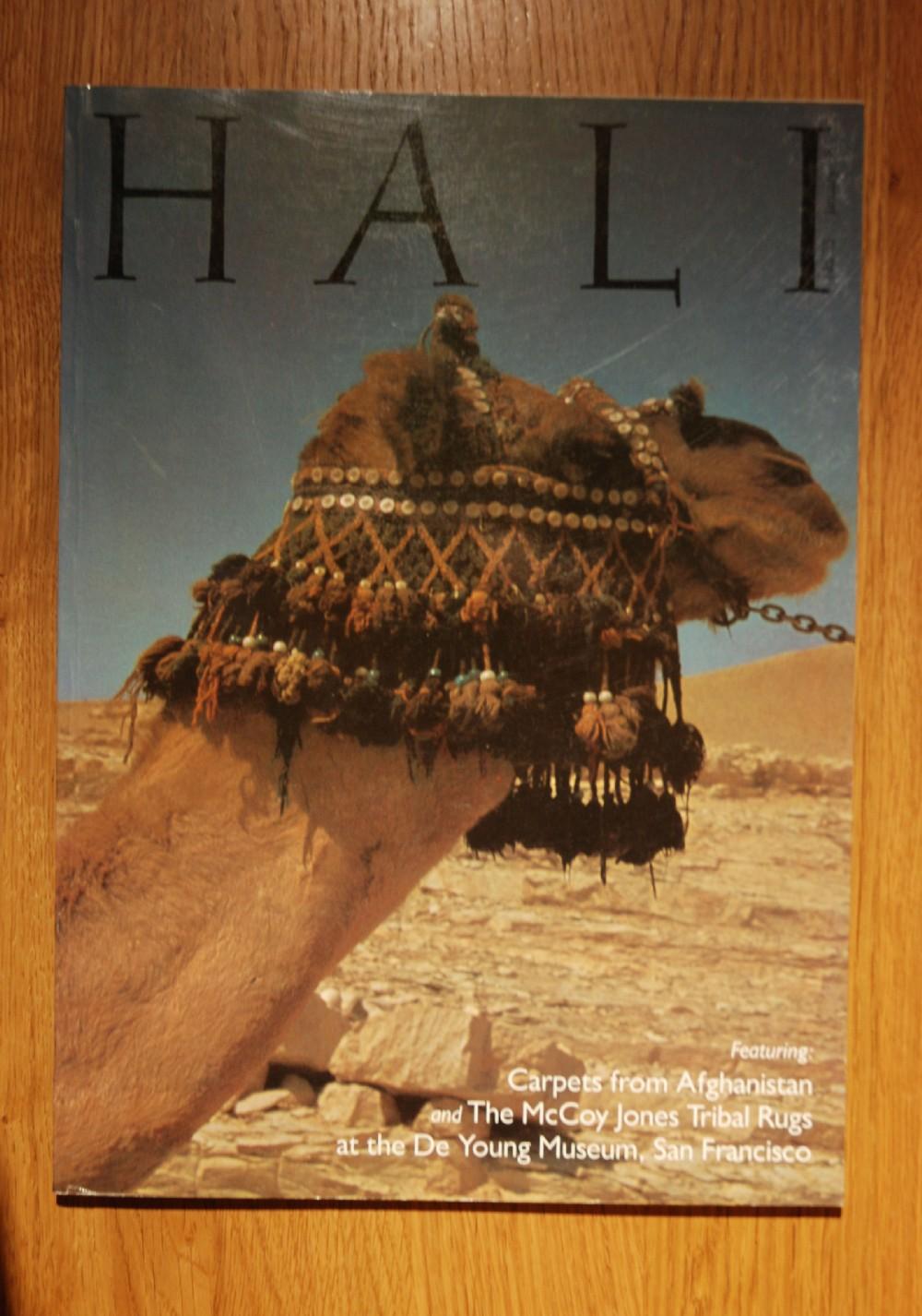 hali magazine no25 january 1985