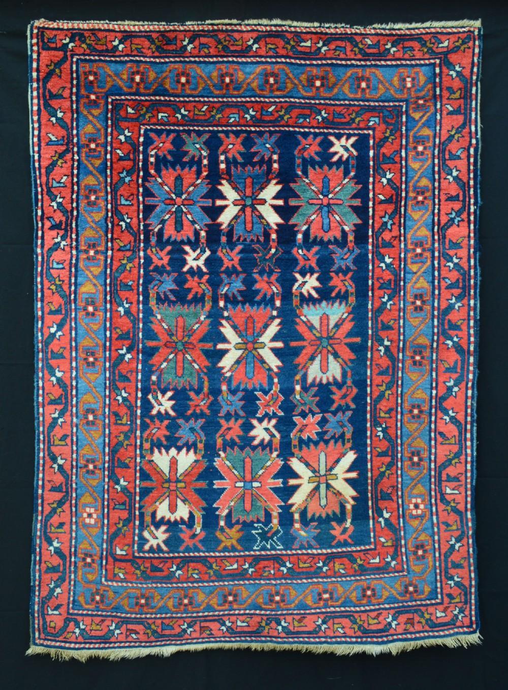 antique erivan rug armenia