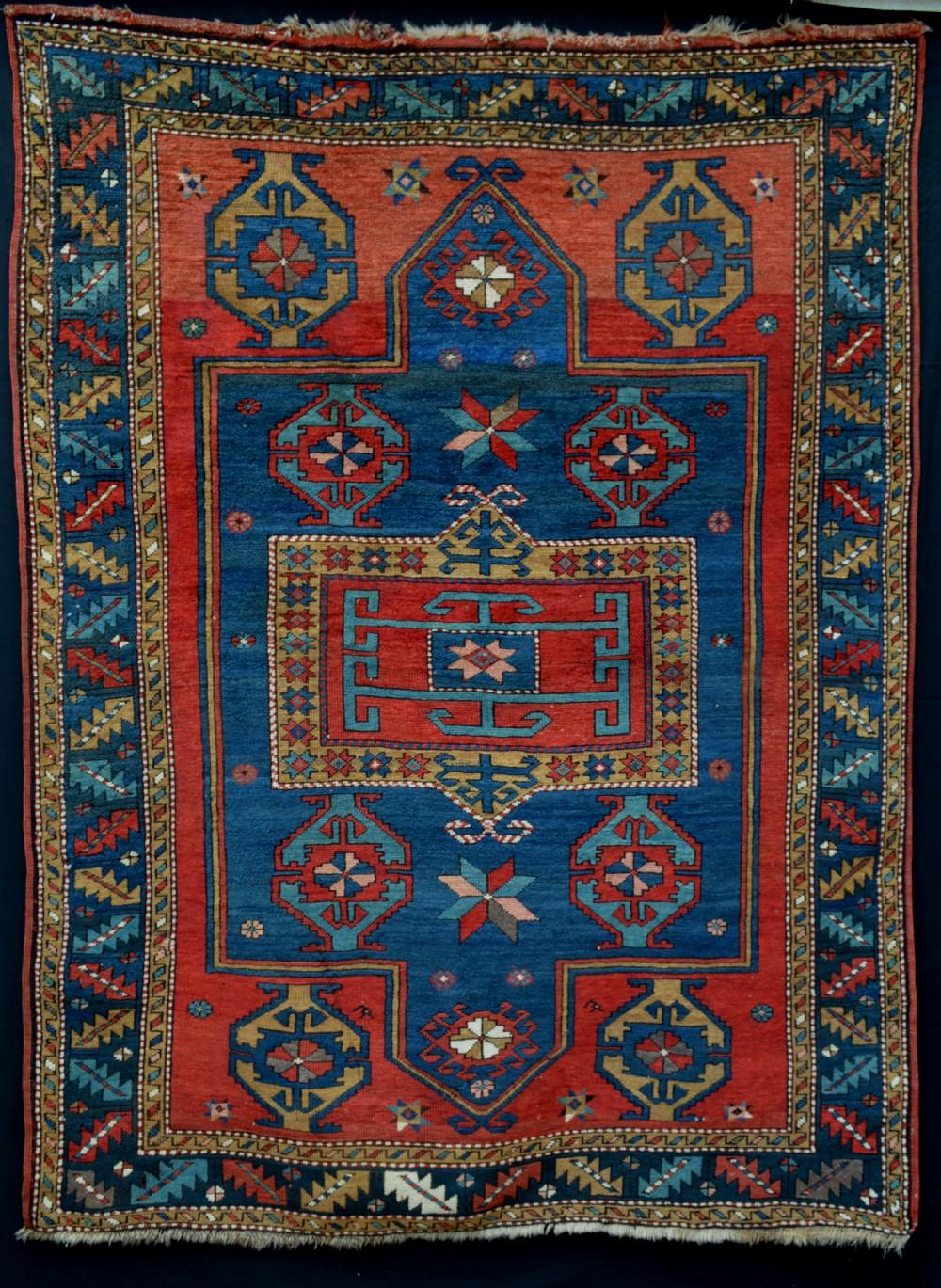 Antique Armenian Rug Armenia