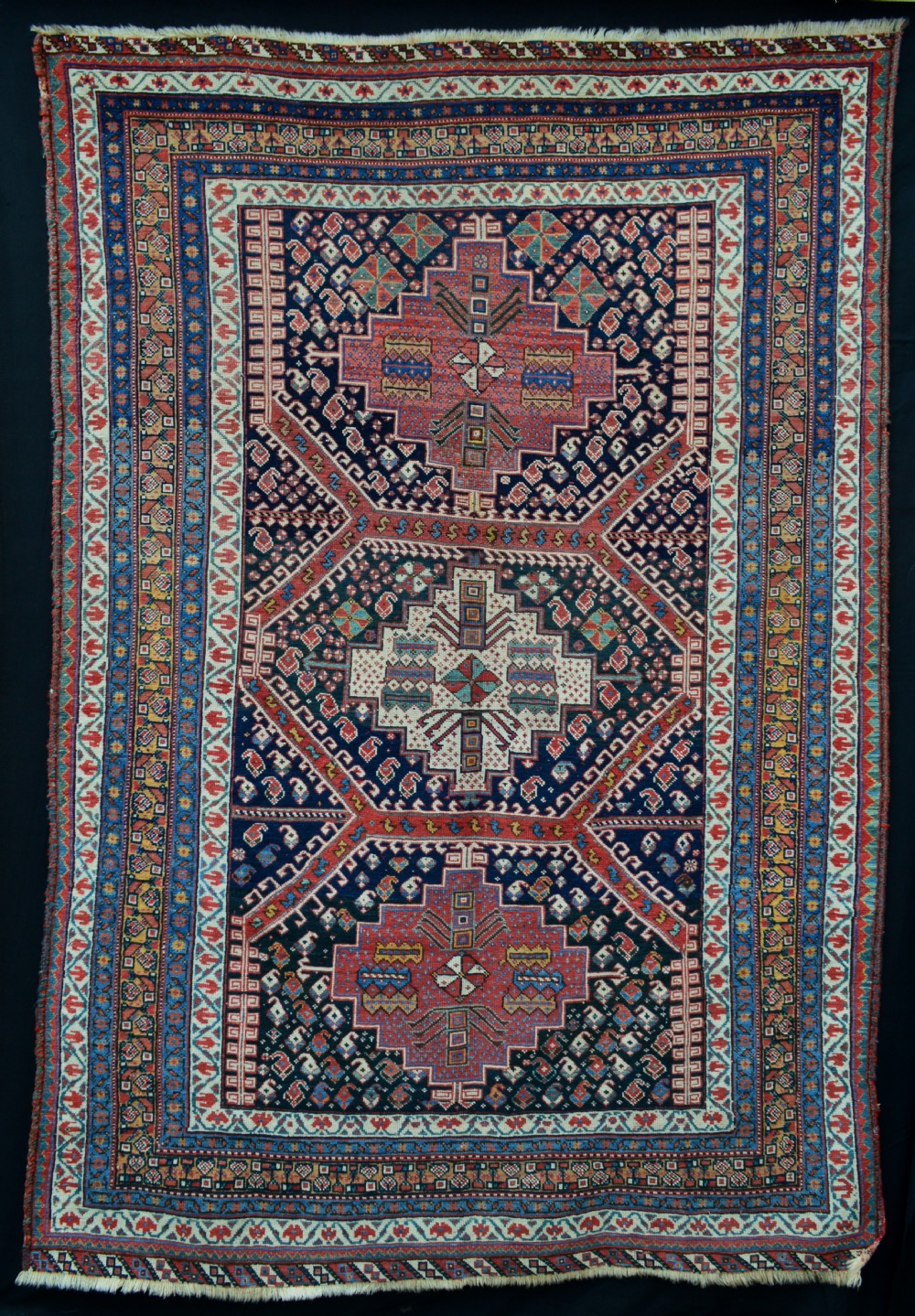 antique afshar rug afshar tribes southern persia