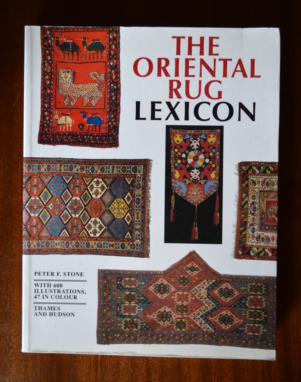 'the oriental rug lexicon' by peter f stone
