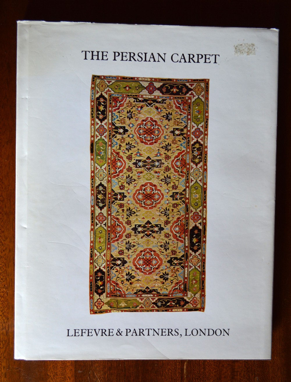 'the persian carpet' lefevre partners