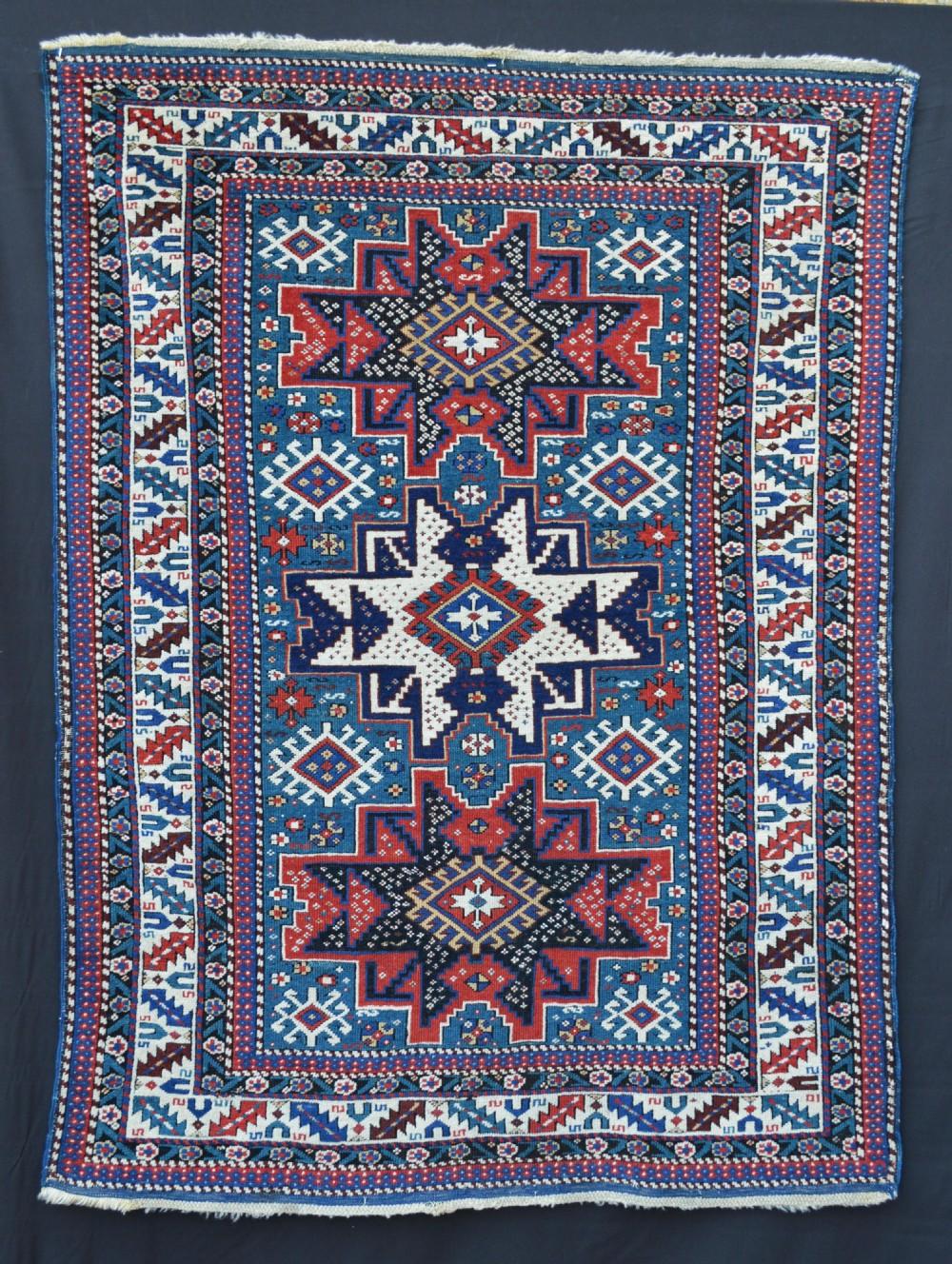 antique lesghi rug lesghi eastern caucasus