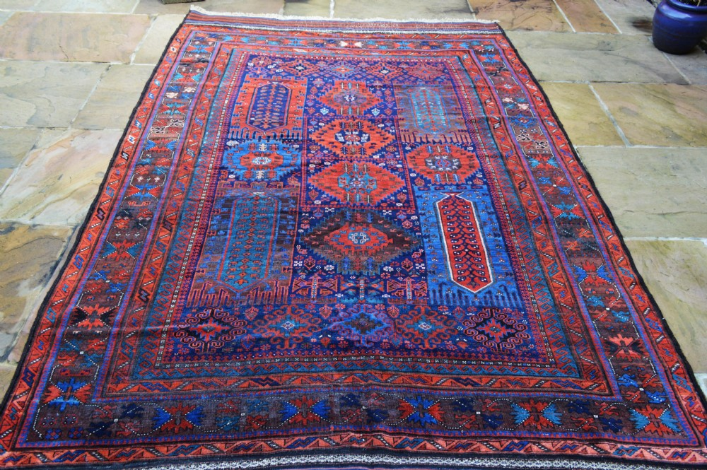 antique timuri carpet timuri tribes western afghanistan
