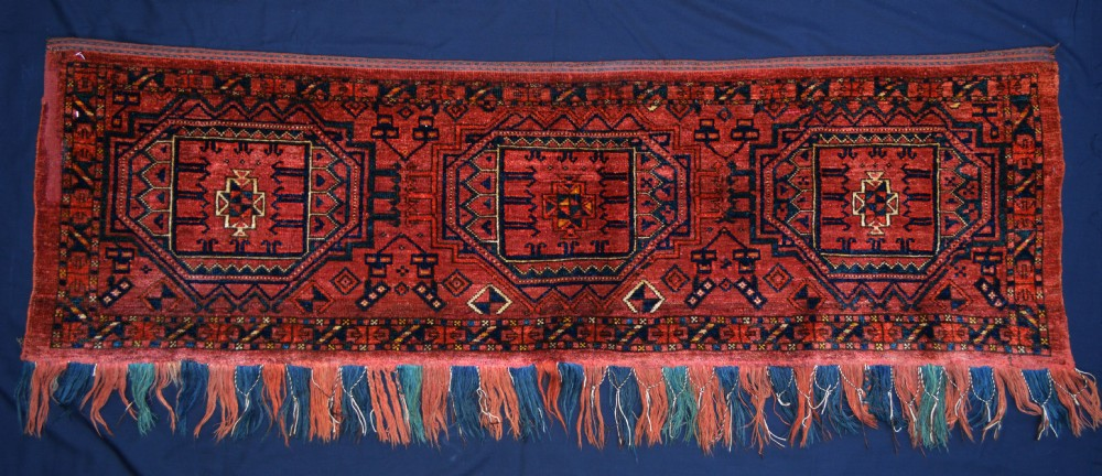 antique turkmen jollar ersari tribes region of beshir turkmenistan central asia