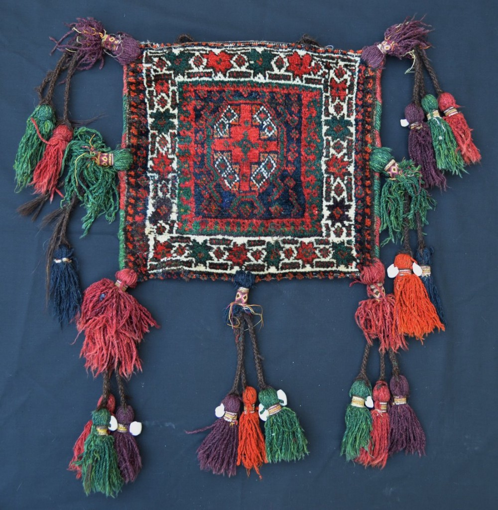 antique vanitybag baluch nomads of sistan southeast persia