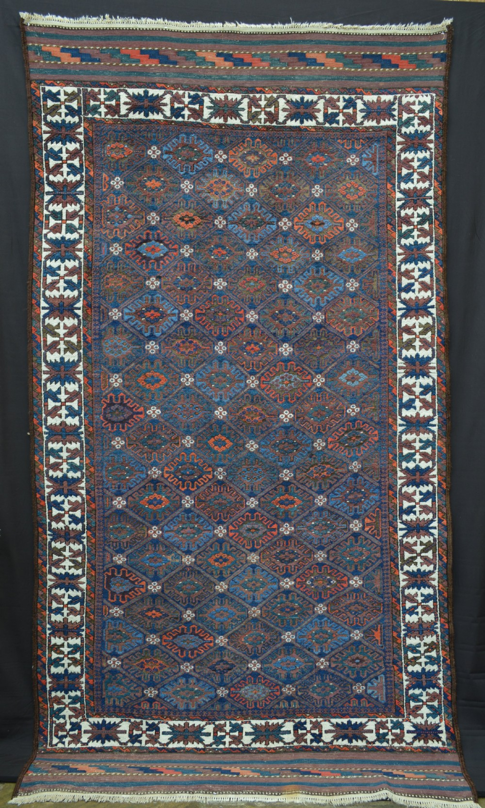 baluch tribal rug khorassan province northeast persia