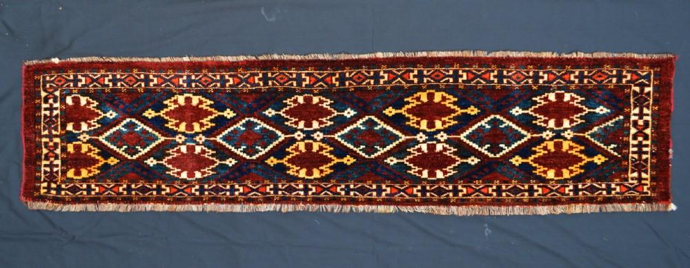 antique turkmen torba ersary tribes middle amu darya region turkmenistan