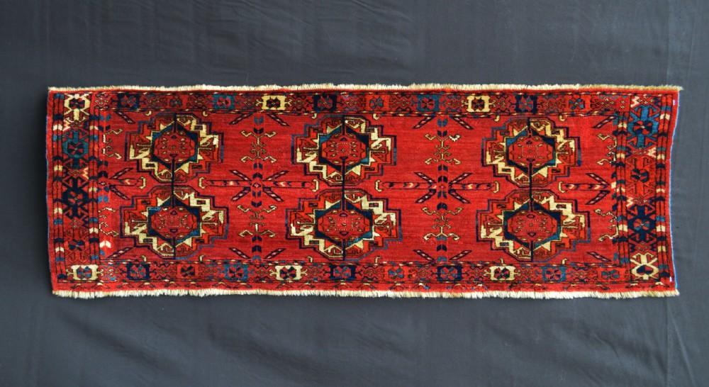 antique turkmen '6gul' torba teke tribes turkmenistan central asia