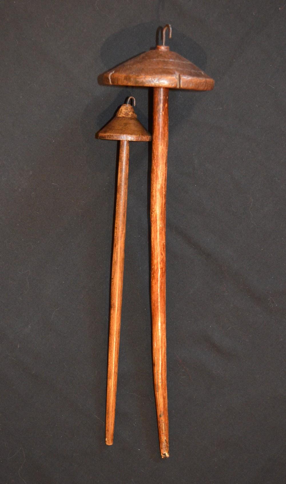 antique turkmen wooden spindles turkmenistan central asia