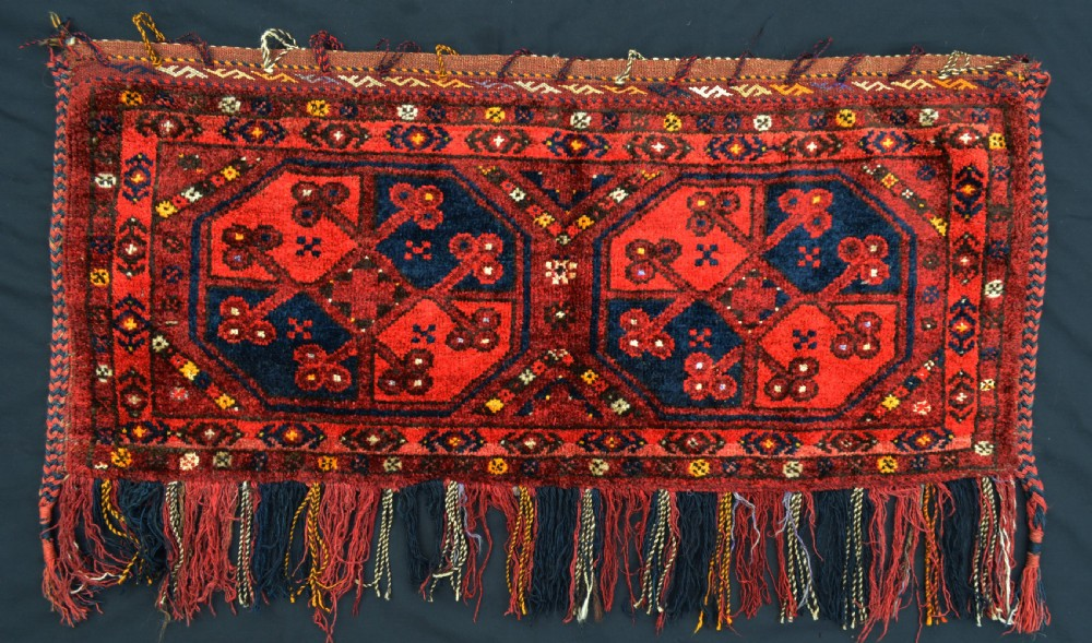 antique turkmen torba ersary tribes turkmenistan central asia