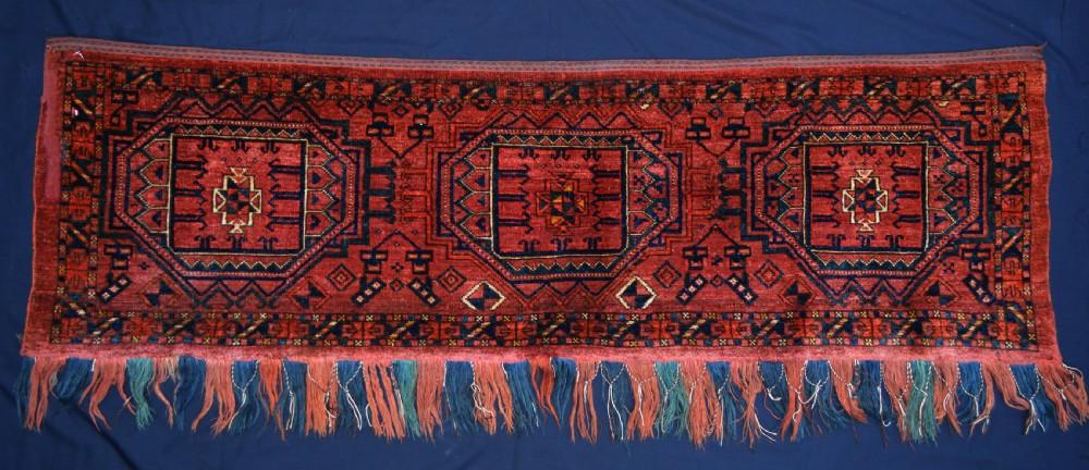 antique turkmen jollar ersary tribes northern afghanistan