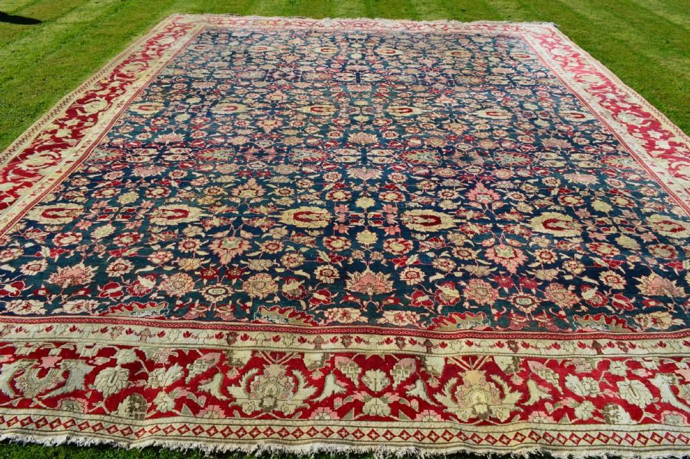 antique agra carpet agra india