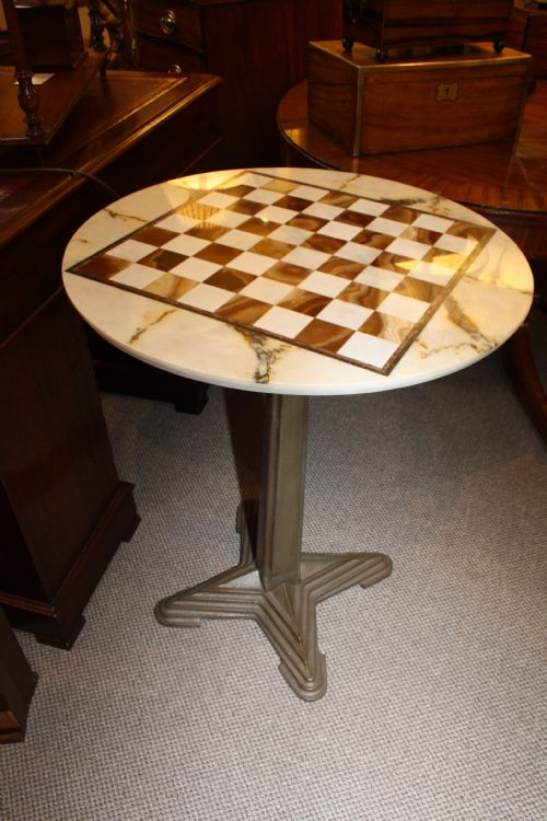 Antique Chess Tables The Uk S Largest Antiques Website