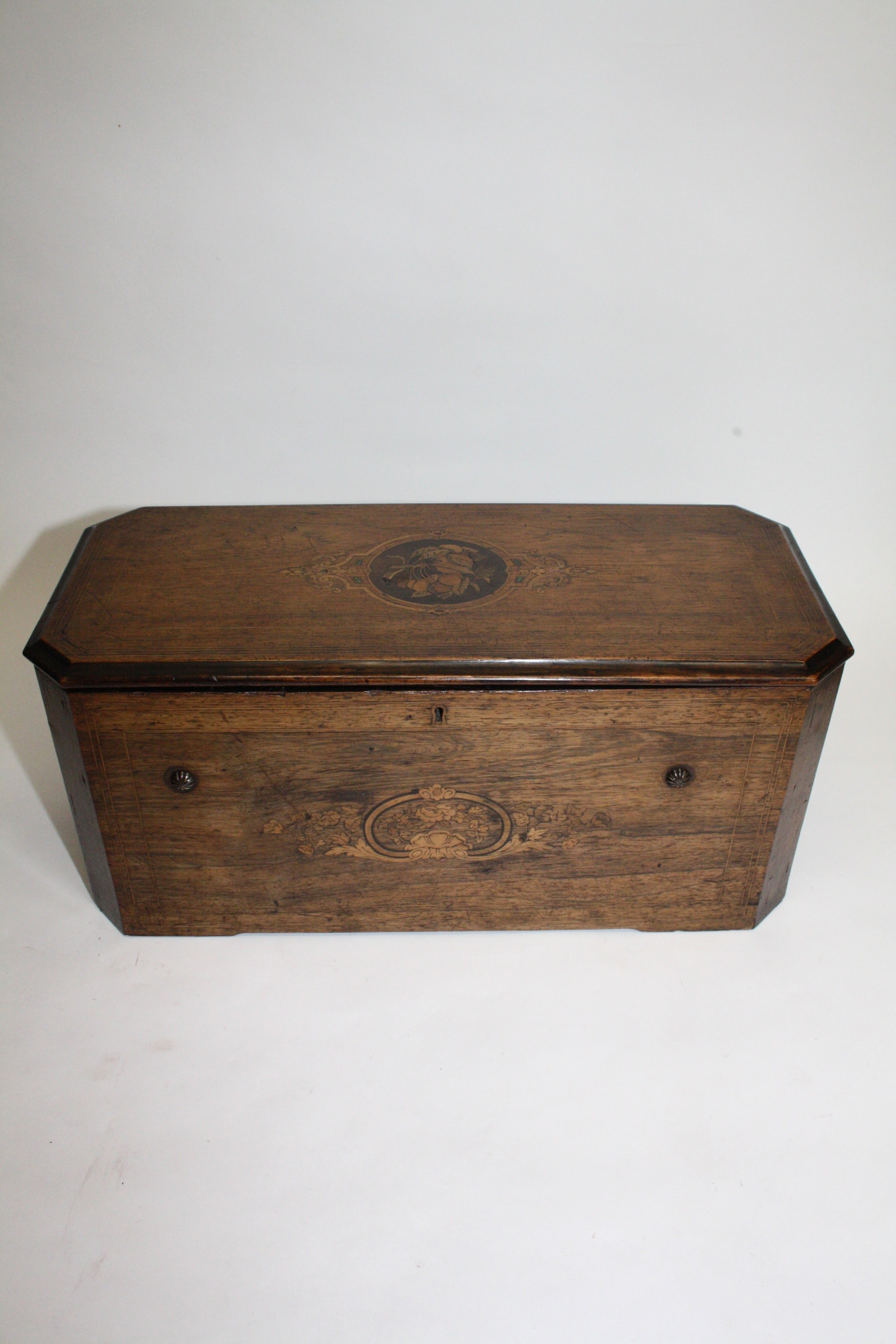 rosewood box late 19th century