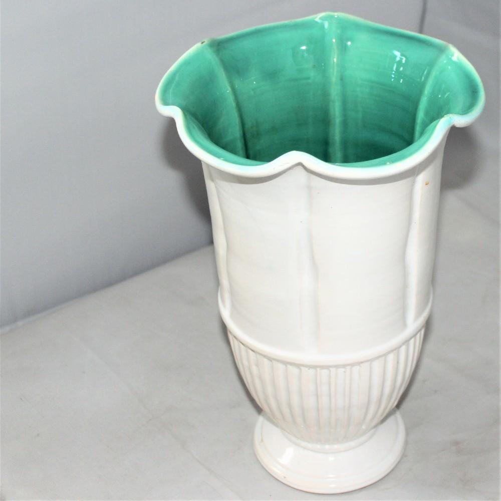art deco brannan vase