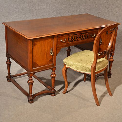 Antique Desk Study Office Library - 47.6KB