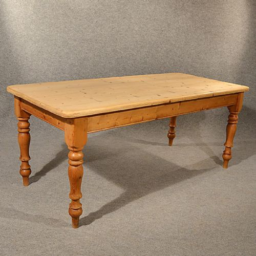 Antique Pine Large Table Kitchen Dining 8 Seater Quality  : dealersgthingsfull1410360714090 5087446620 from www.sellingantiques.co.uk size 500 x 500 jpeg 47kB