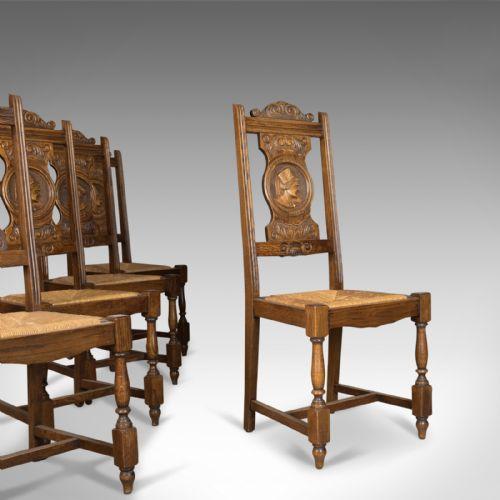 Antique Flemish Chairs - Antique Flemish Chairs - The UK's Largest Antiques Website