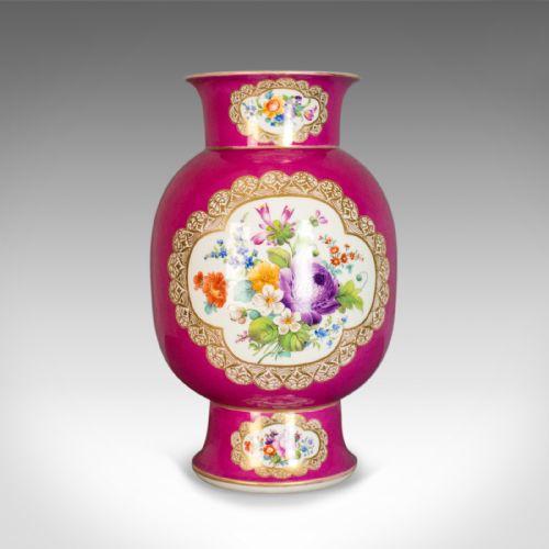 Antique German Vases The Uks Largest Antiques Website