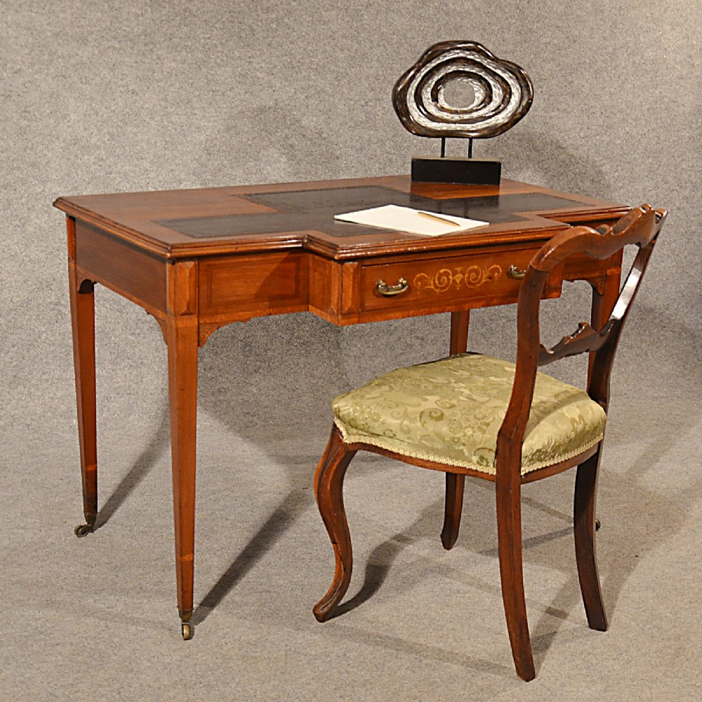 Antique Desk Study Library Table - 314.8KB