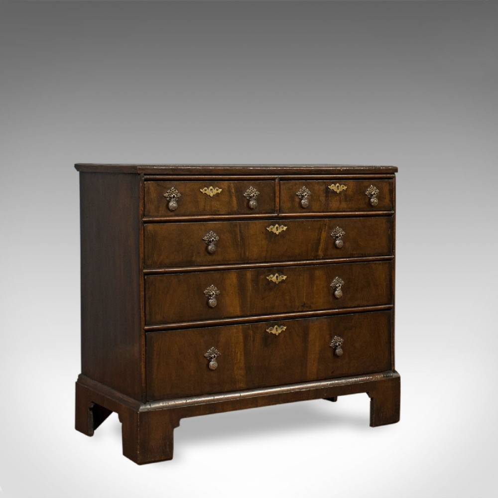 antique chest of drawers english regency mahogany chest early 19th century