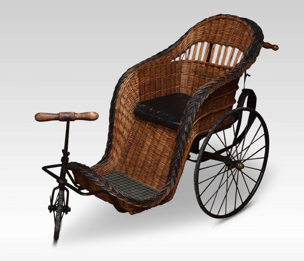 19th century bath chair