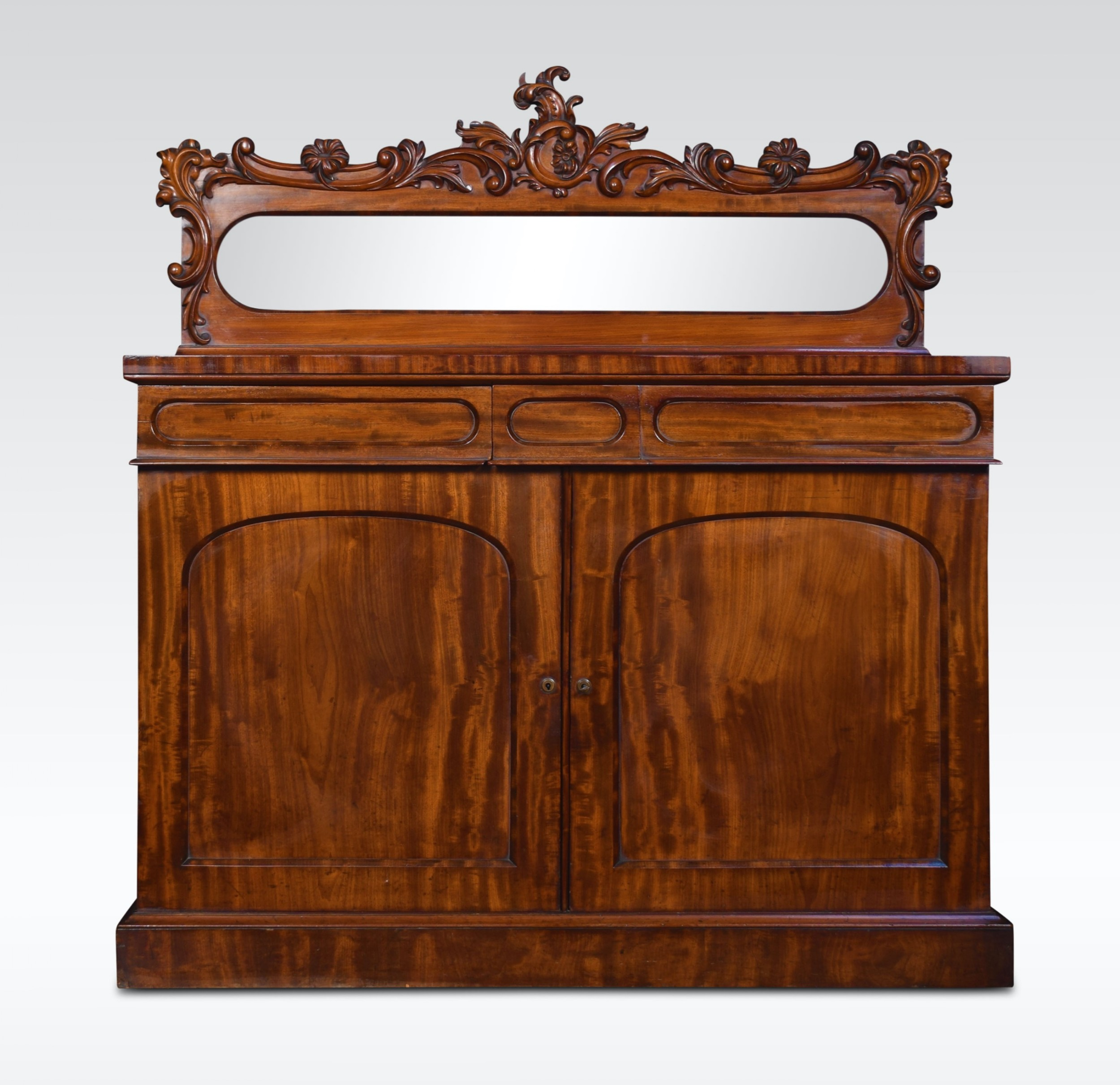 william iv mahogany chiffonier