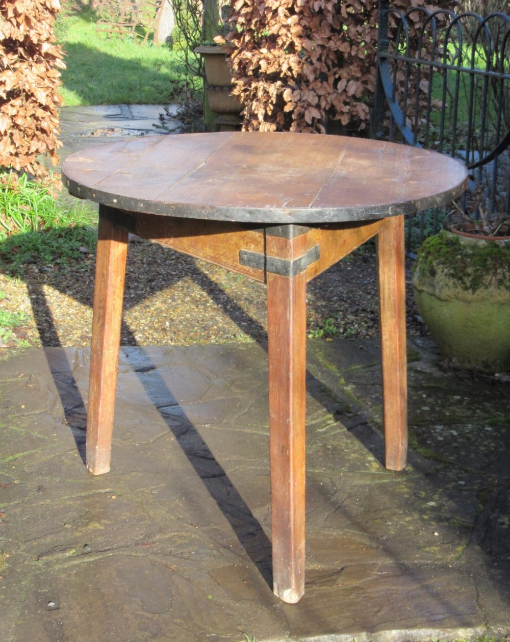 georgian country cricket table