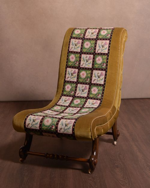Dated Victorian - Antique Lounge Chairs - The UK's Largest Antiques Website