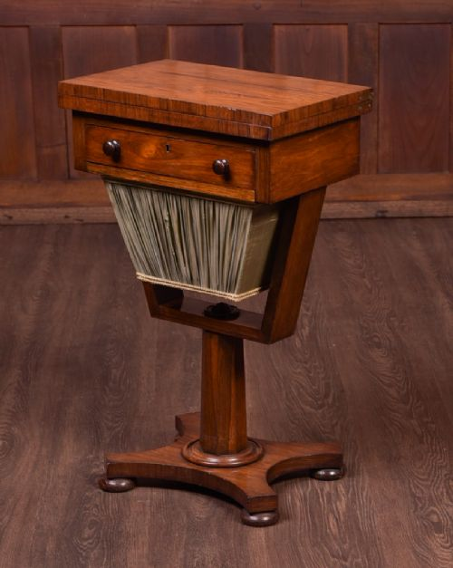 stunning rosewood fold over work games table