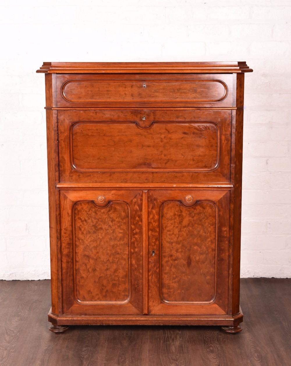 antique secretaire abbattant desk
