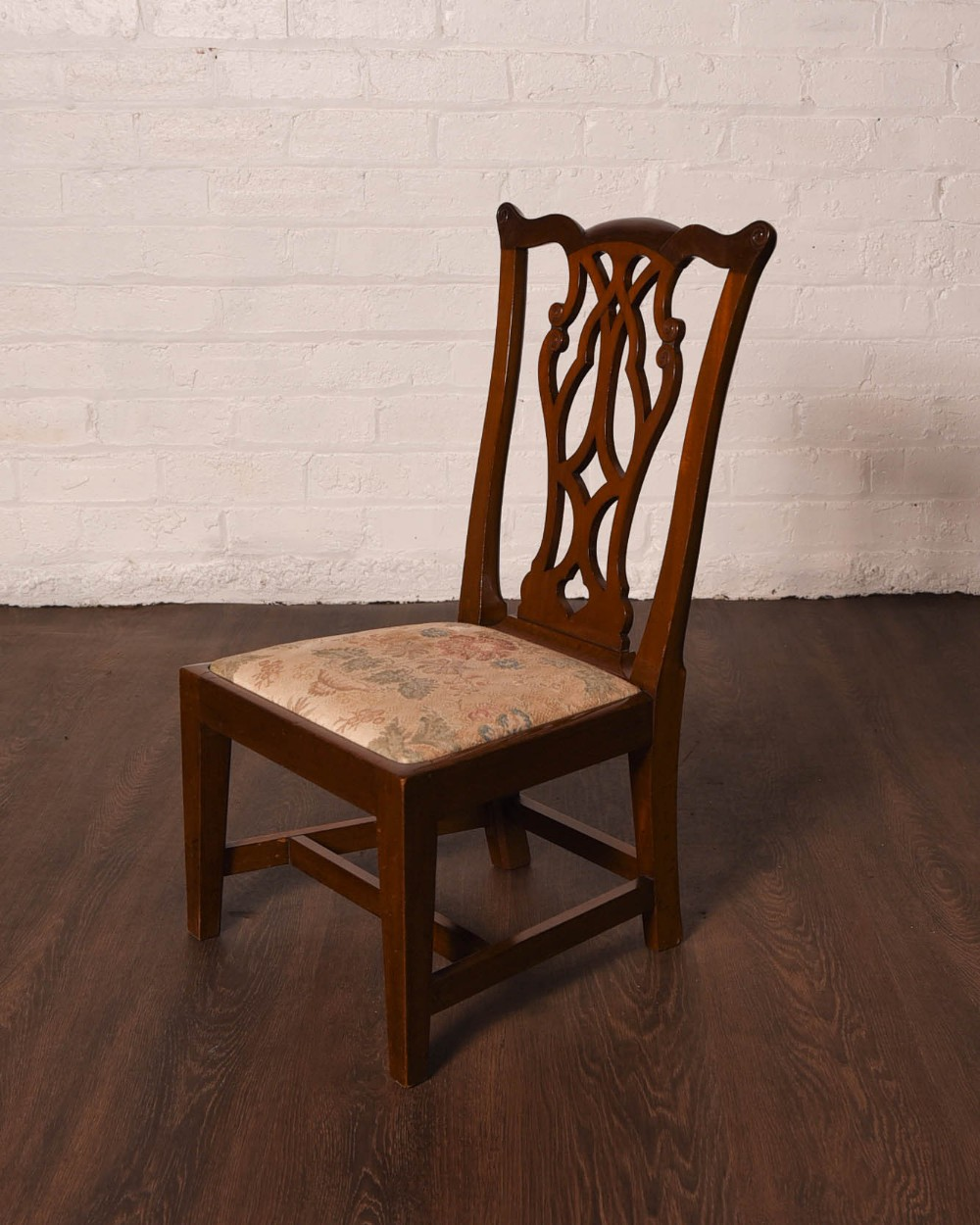 wheeler of arncroach mahogany gossip chair & Wheeler Of Arncroach Mahogany Gossip Chair | 508385 ...