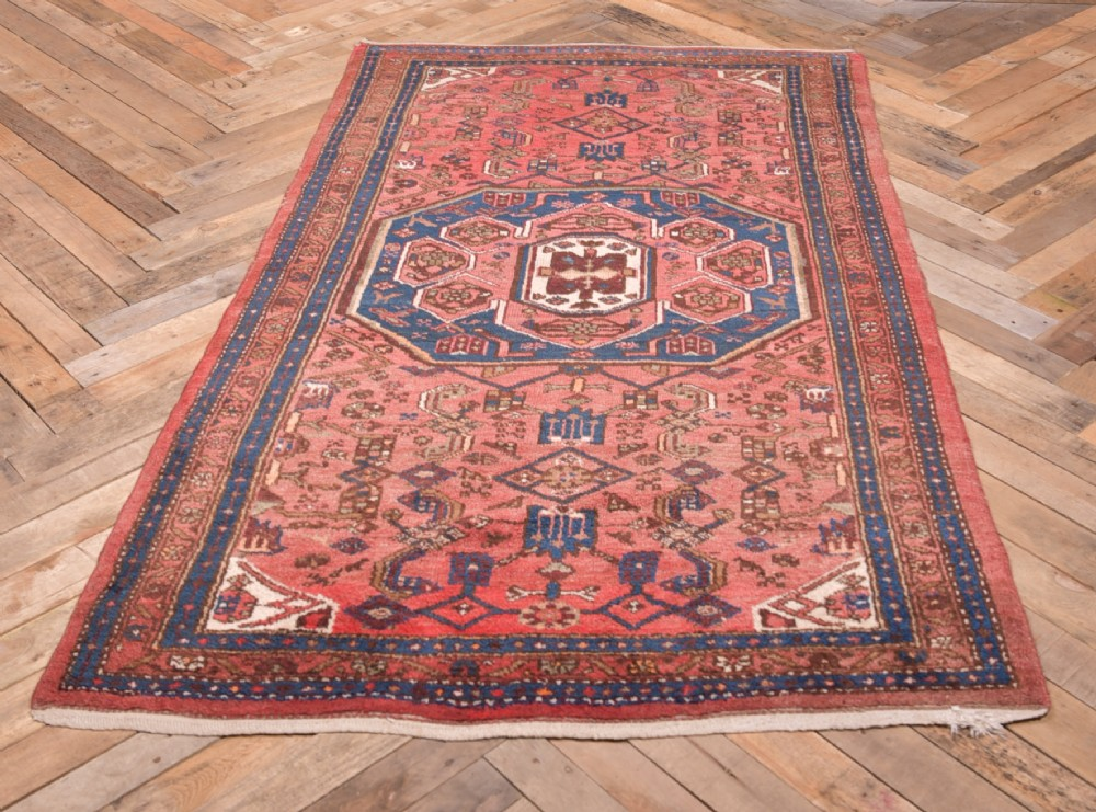 antique hand made rug
