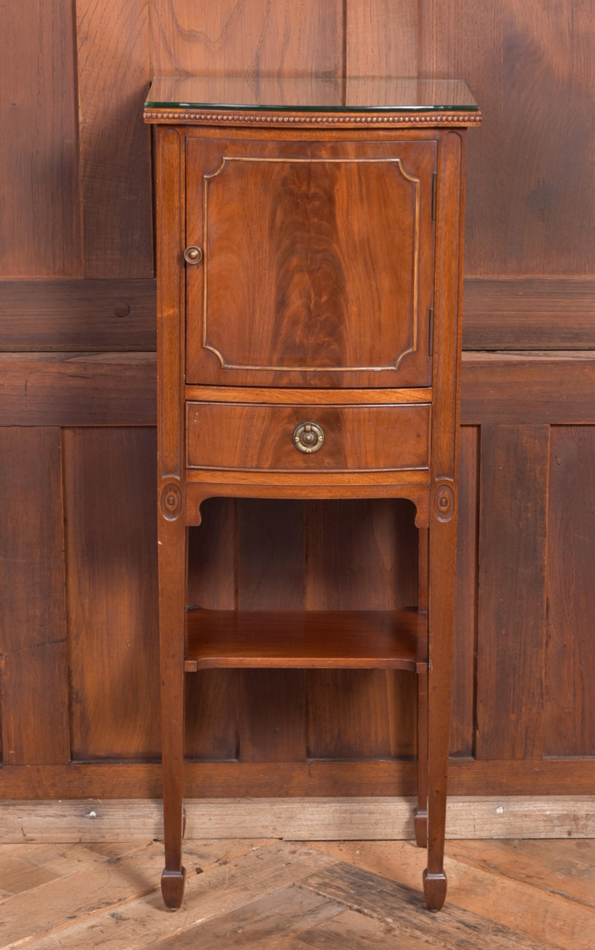 edwardian side cabinet