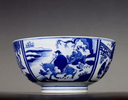 chinese kangxi bowl