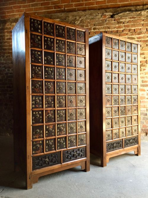 Splendid Antiques - Antique Apothecary Cabinets - The UK's Largest Antiques Website