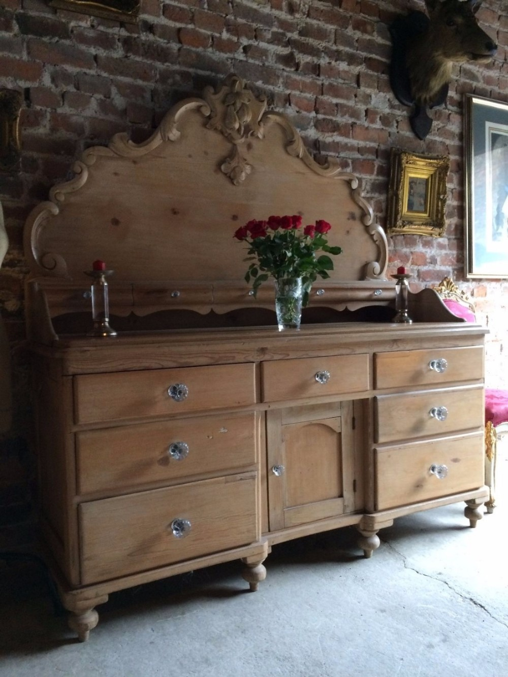 item the mirrors bedroom chests product furniture brick and dresser solid chest pine dressers tacoma