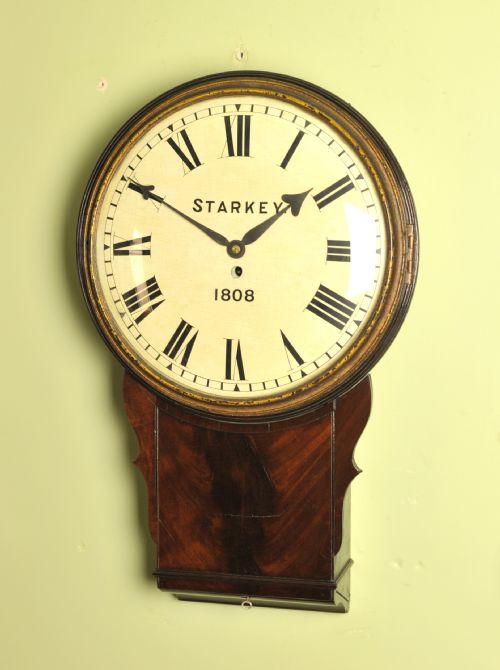 Antique Wooden Clocks The Uks Largest Antiques Website