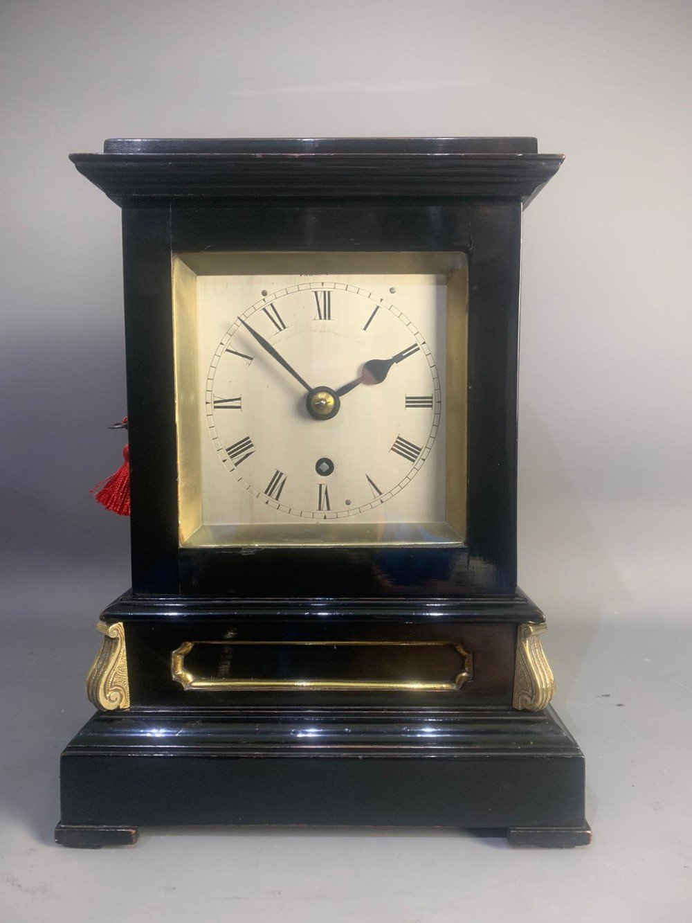 early 19th century library clock