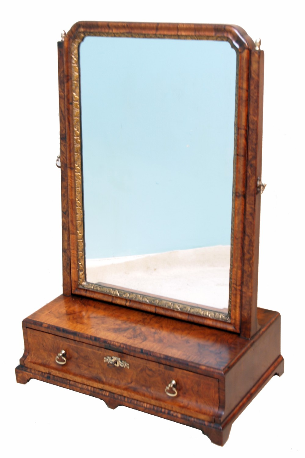 Antique dressing table with mirror - Antique Walnut Mirrors Antique Dressing Mirrors Antique Table Mirrors