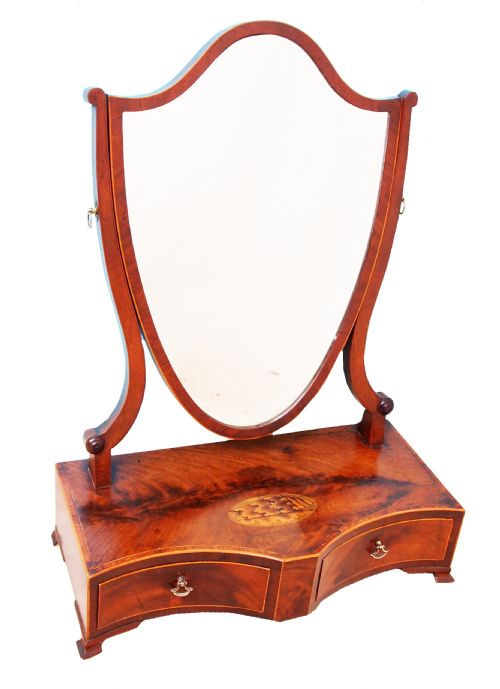 S And S Timms Antiques Ltd Searched Antique Dressing Table