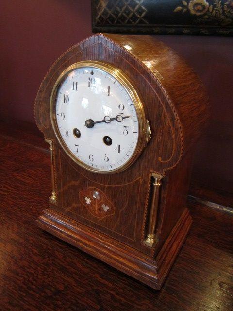 Art nouveau mantel clocks uk