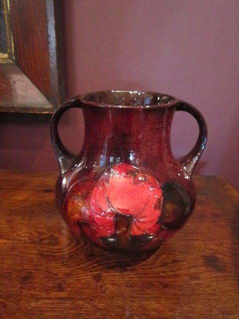 Antique Moorcroft Vases The Uks Largest Antiques Website