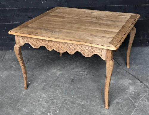 french oak kitchen dining table